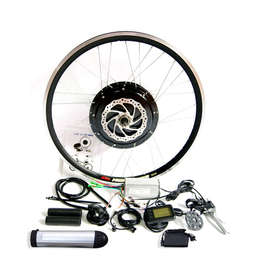 36V 500W E-Bike Electric Bicycle Motor Conversion Kit With