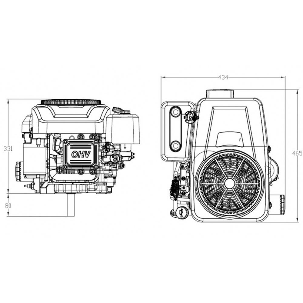 20 hp kohler engine oil capacity  20  free engine image