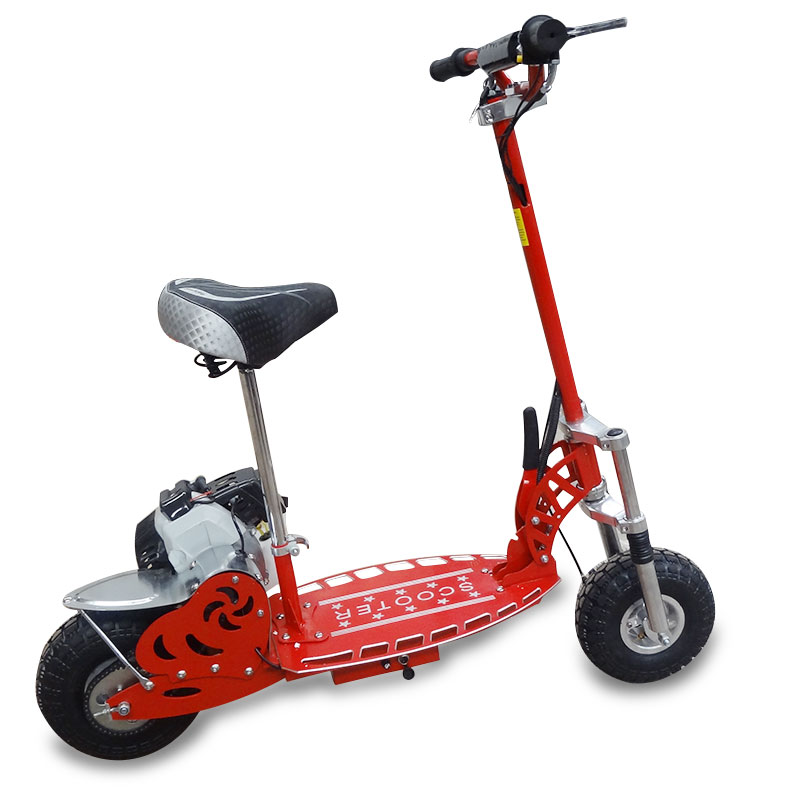 49cc Petrol Motor Scooter Atv Electric Start With