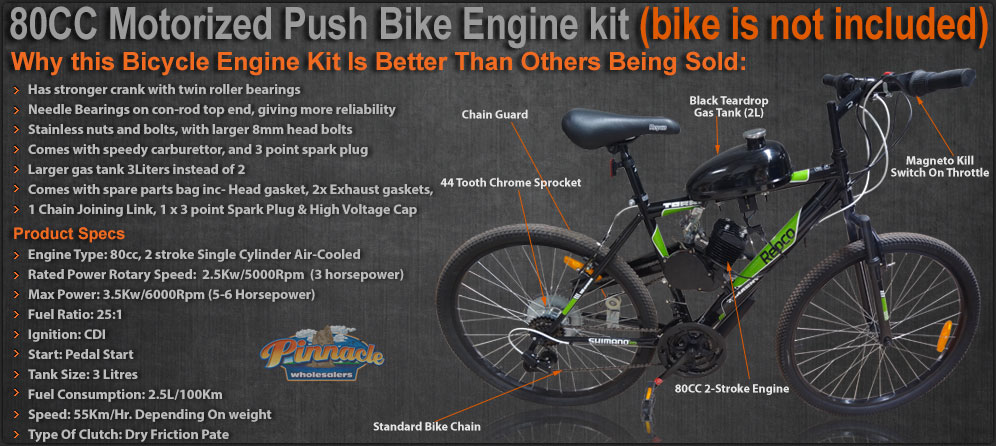 Stinger Bicycle Motor Kit Bicycling And The Best Bike Ideas