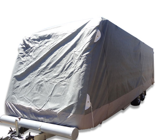 Pinnacle 4 Layer Premium Caravan Cover To Fit 20 To 22ft