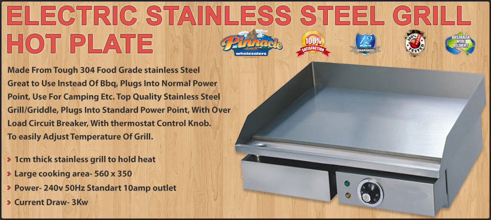 how to clean a new bbq hot plate