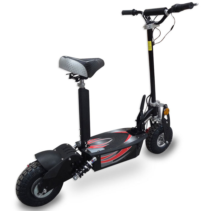 Casabike 1000Watt, 36Volt, Turbo Elite Electric Scooter